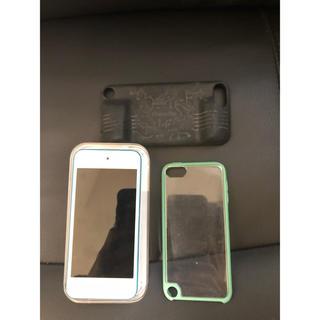アップル(Apple)のiPodtouch 5世代  32GB ジャンク品本体(ポータブルプレーヤー)