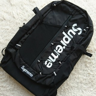 シュプリーム(Supreme)のsupreme backpack(バッグパック/リュック)