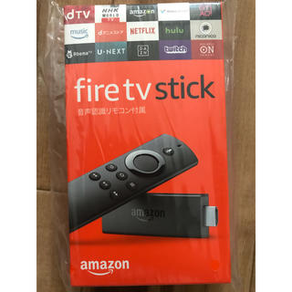 新品 fire TV  stick(その他)