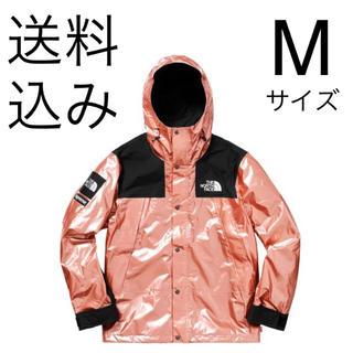 シュプリーム(Supreme)のsupreme north face Mサイズ ROSE GOLD 18SS(マウンテンパーカー)