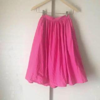 ザラ(ZARA)の大人シンプル スカート(ひざ丈スカート)