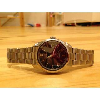 セイコー(SEIKO)のSEIKO SARB033 メカニカルウォッチ 6R15 自動巻 黒文字盤(腕時計(アナログ))