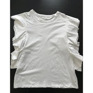 リサーチ(....... RESEARCH)のURBAN RESEARCH レディース フリルTシャツ(カットソー(半袖/袖なし))
