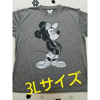 ディズニー(Disney)のディズニー ミッキー Tシャツ 3L(Tシャツ/カットソー(半袖/袖なし))