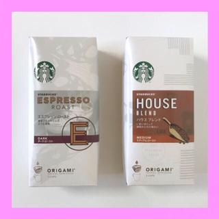 Starbucks Coffee - スターバックスコーヒー ORIGAMI ドリップコーヒー セット★