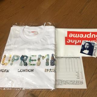 シュプリーム(Supreme)のSupreme Rocks Tee 白 Mサイズ(Tシャツ/カットソー(半袖/袖なし))