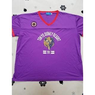 ディズニー(Disney)の公式 ディズニー 美女と野獣 野獣 Tシャツ LL(Tシャツ/カットソー(半袖/袖なし))