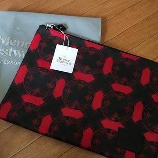 ヴィヴィアンウエストウッド(Vivienne Westwood)のVivienneWestwoodヴィヴィアンウエストウッドクラッチバッグ新品(セカンドバッグ/クラッチバッグ)