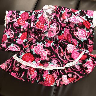 浴衣ドレス(甚平/浴衣)