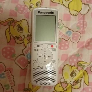 パナソニック(Panasonic)のPanasonic IC レコーダー♡RR-QR220(その他)
