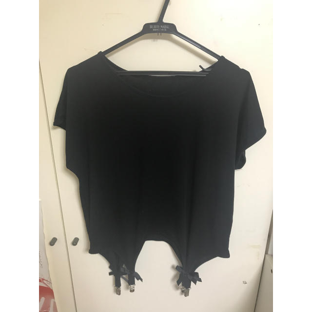 FUNKY FRUIT(ファンキーフルーツ)のファンキーフルーツ デザイントップス レディースのトップス(Tシャツ(半袖/袖なし))の商品写真