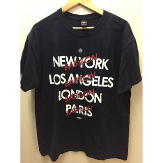 テンディープ(10Deep)の10DEEP プリントTシャツ F-P1053(Tシャツ/カットソー(半袖/袖なし))
