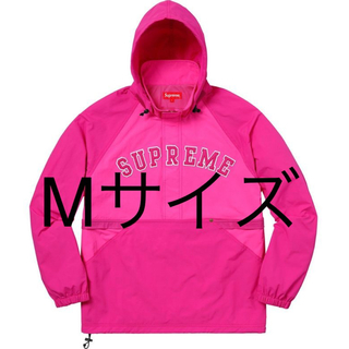シュプリーム(Supreme)の【Mサイズ】Supreme court half zip pullover(マウンテンパーカー)