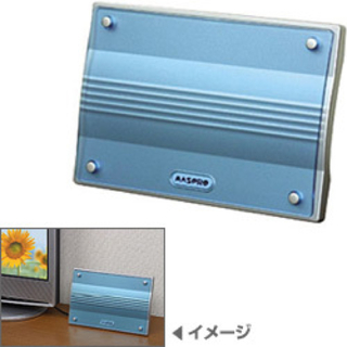 MASPROブースター内蔵屋内用地上デジタル卓上室内アンテナ(その他)