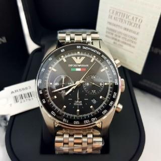 エンポリオアルマーニ(Emporio Armani)のエンポリオアルマーニ  AR5983 新品未使用 (腕時計(アナログ))