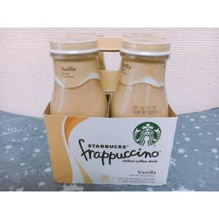 Starbucks Coffee - スタバ フラペチーノ バニラ4本セット