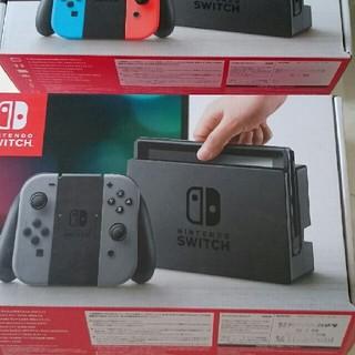 ニンテンドースイッチ(Nintendo Switch)の新品 訳あり 任天堂スイッチ(家庭用ゲーム本体)