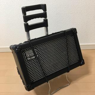 ローランド(Roland)のローランド小型軽量ステレオアンプ CUBE Street(black)(ギターアンプ)