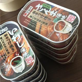 魚缶詰(缶詰/瓶詰)