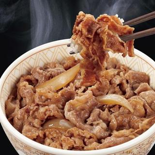 牛丼(レトルト食品)