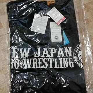 シマムラ(しまむら)の残り1点 最終値下げ 新品 新日本×しまむら Tシャツ Lサイズ(格闘技/プロレス)