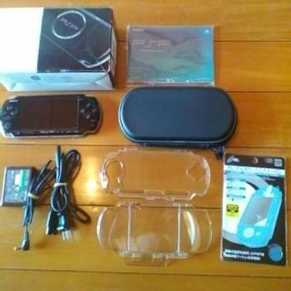 プレイステーションポータブル(PlayStation Portable)のpsp3000(その他)