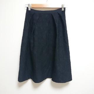 ザラ(ZARA)のZARA レーススカート(ひざ丈スカート)