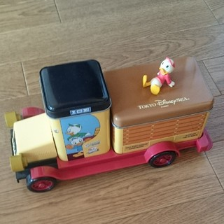ディズニー(Disney)のドナルドのトラック(キャラクターグッズ)