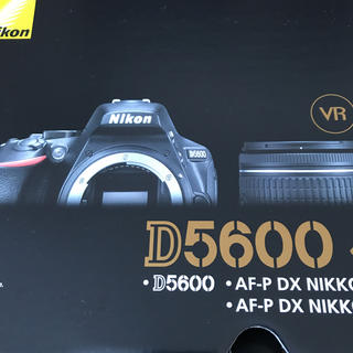 ニコン(Nikon)のD5600   af-p 18-55 (デジタル一眼)