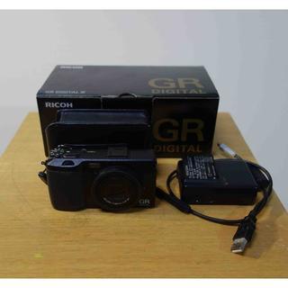 リコー(RICOH)のGR DIGITALⅣ(コンパクトデジタルカメラ)