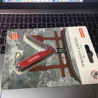 シュプリーム(Supreme)のSupreme Pocket Samurai(キーホルダー)