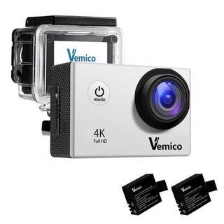 1600万画素 4kアクションカメラ(ビデオカメラ)
