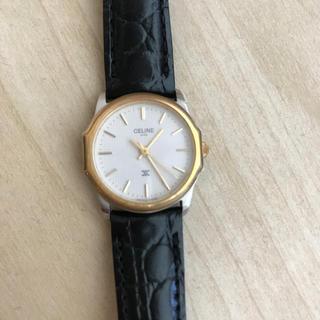 セリーヌ(celine)のセリーヌ 時計 パリ ビンテージ  腕時計(腕時計)