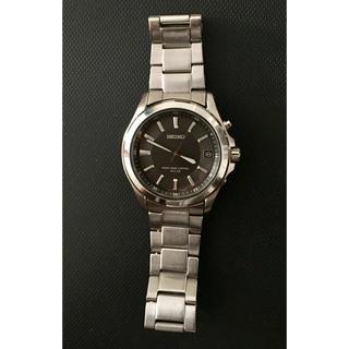 セイコー(SEIKO)のSEIKO 7B22-0AY0 電波ソーラー(腕時計(アナログ))