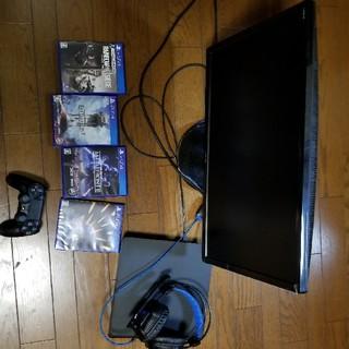 プレイステーション4(PlayStation4)のPS4全部盛りセット 当日発送 特価 激安(家庭用ゲーム本体)