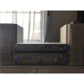 パナソニック(Panasonic)のMD、CDコンポ panasonic (スピーカー)