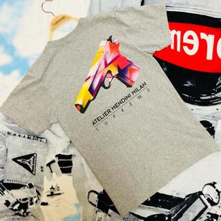 シュプリーム(Supreme)のSupreme Mendini Gun Tee 16ss(Tシャツ/カットソー(半袖/袖なし))
