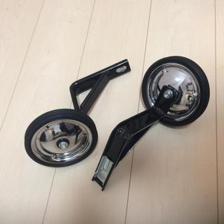 ジープ(Jeep)の売り切れ  18インチ用 補助輪(Jeep)(自転車)