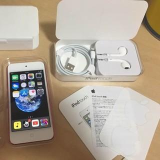 アイポッドタッチ(iPod touch)のipod touch 6世代 16ギガ(ポータブルプレーヤー)