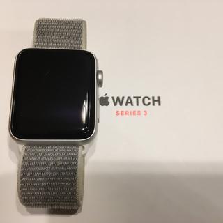 アップル(Apple)のApple Watch series3 セルラー (腕時計(デジタル))