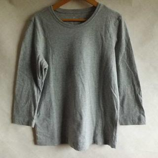 無印良品 七分袖Tシャツ