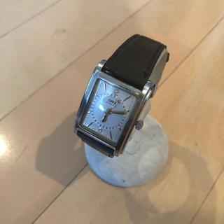オリス(ORIS)のオリス   ORIS オートマ  自動巻  稼働  B-7460  美品(腕時計(アナログ))