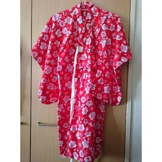 シマムラ(しまむら)の浴衣 120(甚平/浴衣)
