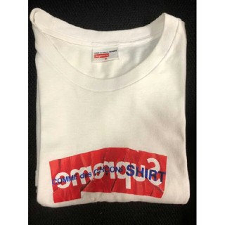シュプリーム(Supreme)のシュプリーム コムデギャルソン 17SS Tシャツ(Tシャツ/カットソー(半袖/袖なし))
