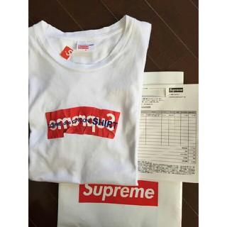 シュプリーム(Supreme)のSUP×COMME des GARCONS SHIRT 17SS Box(Tシャツ/カットソー(半袖/袖なし))