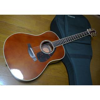 ヤマハ(ヤマハ)の美品 YAMAHA LL6 ARE エレアコ♪ 7月23日 09:59まで(アコースティックギター)
