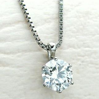 ダイヤモンド ネックレス 0.2ct(ネックレス)
