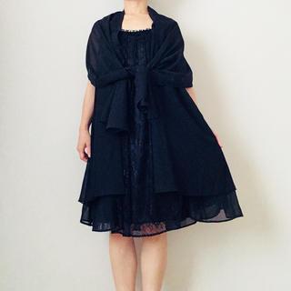 シマムラ(しまむら)の【新品】しまむら購入 フォーマルワンピース(ミディアムドレス)