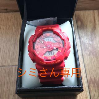 ジーショック(G-SHOCK)のG-SHOCK GA-110AC-4AJFカシオ(腕時計(デジタル))