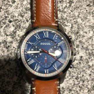 フォッシル(FOSSIL)のFOSSIL 腕時計 極美品(腕時計(アナログ))